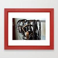 Art Of Hearing 2 Framed Art Print