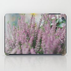 Lovely Pink. iPad Case