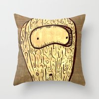 Ninja For Dummies Throw Pillow