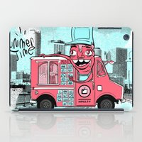 Food Truck iPad Case