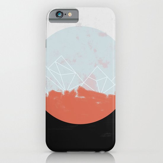 Landscape Abstract iPhone & iPod Case
