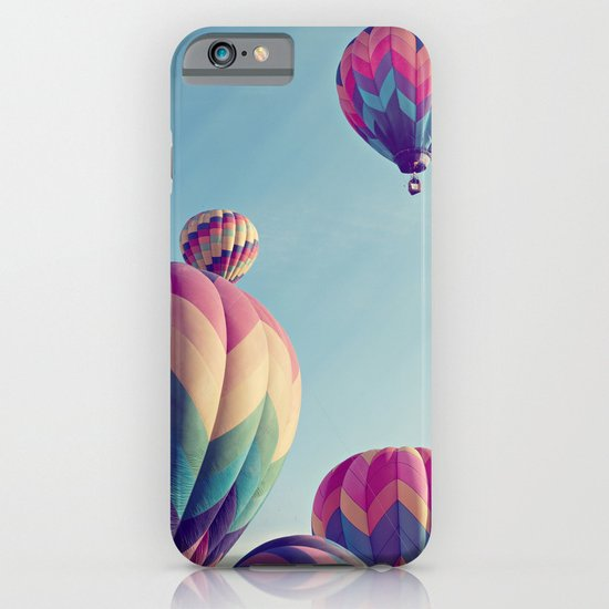 the higher we soar iPhone & iPod Case