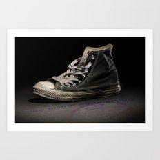 shoe 1 Art Print