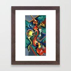 Wish (original) Framed Art Print