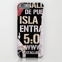 iPhone & iPod Case featuring Isla by grant gay
