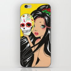 Day of the Deads iPhone & iPod Skin