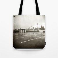 { rain dance } Tote Bag