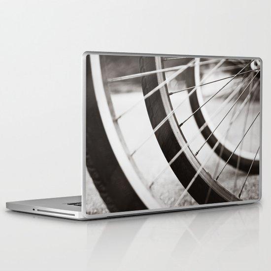 Let's Ride Laptop & iPad Skin