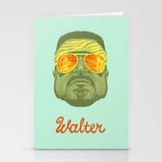 The Lebowski Series: Walter Stationery Cards