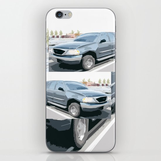 Ford Expedition updated face lift iPhone & iPod Skin