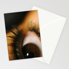Those Eyes Stationery Cards