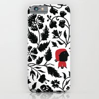 Little Red forest iPhone 6 Slim Case