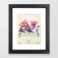 Star Wars  - 3 Framed Art Print