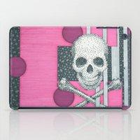 Skull E iPad Case