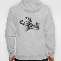 Chaos and order 2 Hoody