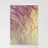 angel feathers Stationery Cards