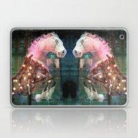 Pink Horse Laptop & iPad Skin