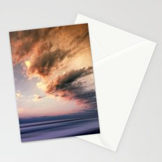 Pastel Waters #ocean Stationery Cards