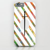 iPhone & iPod Case featuring Excalibur by TomP