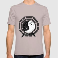 Adventure Tao! Mens Fitted Tee Cinder SMALL