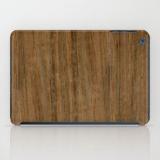 Etomie (Flat Cut) Wood iPad Case