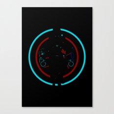 Tron Legacy Canvas Print
