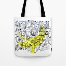 Pop Art Tote Bag