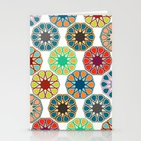 Pattern Untitled Stationery Cards