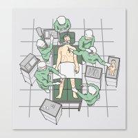 Standard Operating Procedure Canvas Print