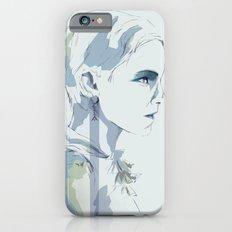 blue fish  iPhone 6 Slim Case