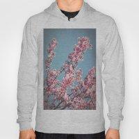 Cheery Cherry Blossoms {… Hoody