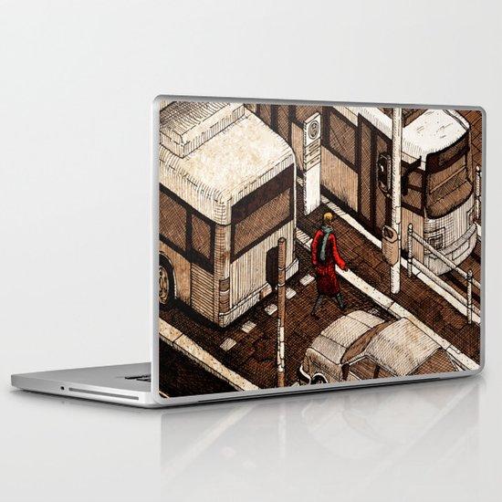 Bahn Laptop & iPad Skin