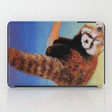 Cute Red Panda iPad Case