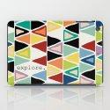 explore. iPad Case