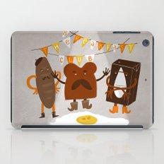 Breakfast club iPad Case
