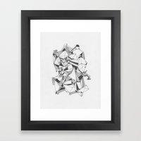 Art of Geometry 5 Framed Art Print