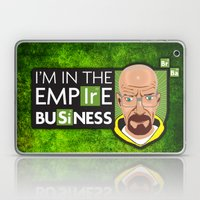 Empire Business Laptop & iPad Skin