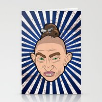 Pepper For President Stationery Cards