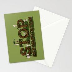 Save Kodamas Stationery Cards