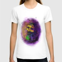 Grand Mama Womens Fitted Tee White SMALL