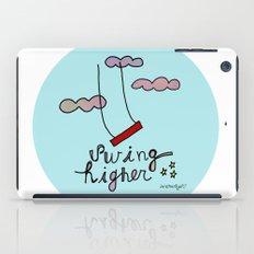Swing HIGHER  iPad Case