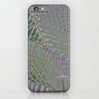 Trippy Pastel Palm iPhone 6 Slim Case