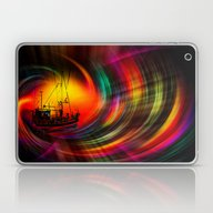 Time Tunnel 3 Laptop & iPad Skin