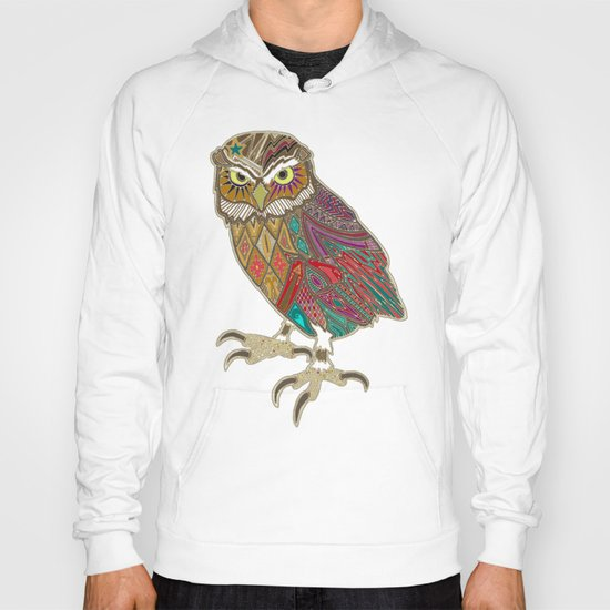 little brother owl Hoody