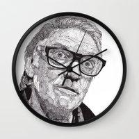 Alan Wall Clock