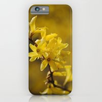 Gold Regen iPhone 6 Slim Case