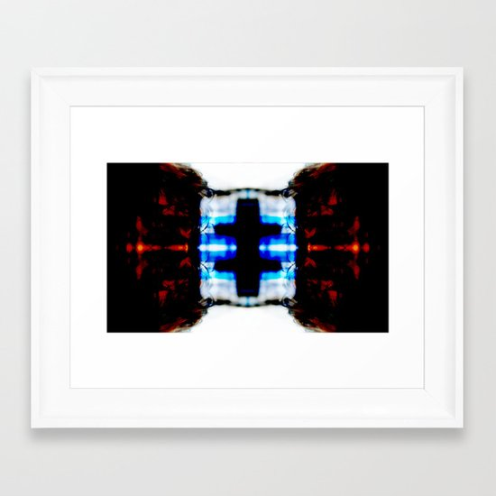 VACUUM Framed Art Print