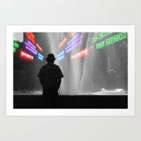 Bright Thoughts Art Print