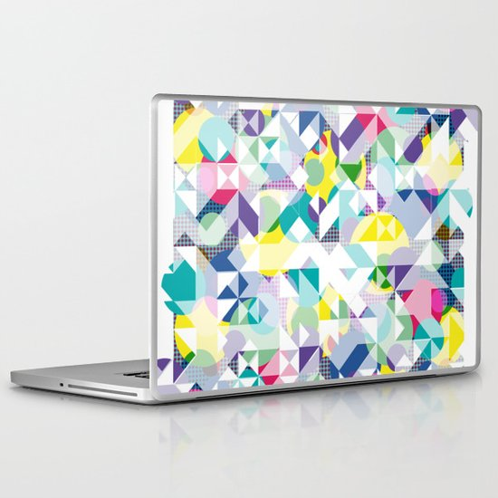 Aztec Spot  Laptop & iPad Skin