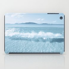 Clear Water iPad Case